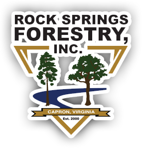 Rock Springs Forestry Logo